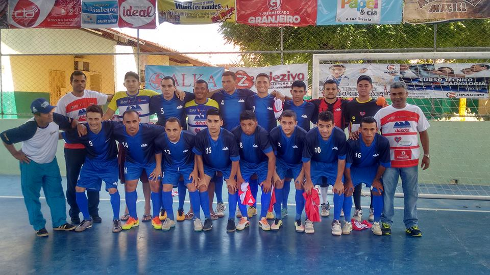 Dakota Russas garante vaga na fase final do intermunicipal de futsal