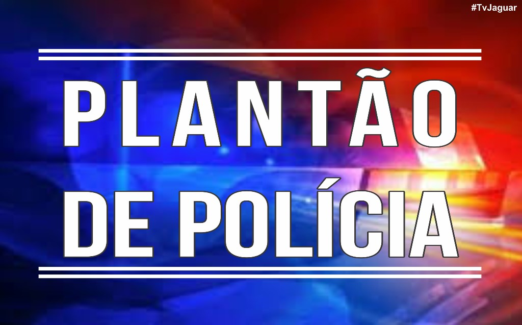 Plantão de Policia do sábado para domingo na área do 1º BPM