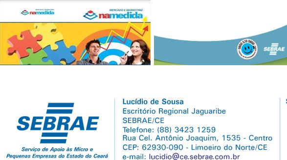 SEBRAE vale Jaguaribe promove curso marketing na medida