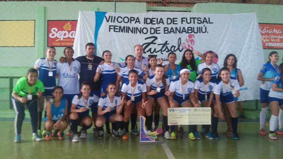 Definidas as 08 equipes classificadas as quartas do 1º turno do Cearense Feminino