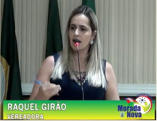 Vereadora Raquel rebate questionamentos do vereador Dr Narcélio